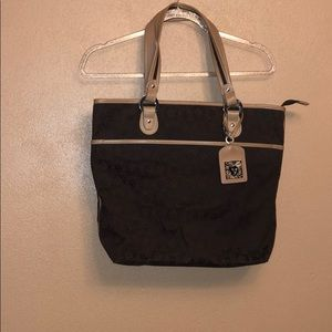 Large Anne Klein perfect tote,  no wear noted,